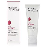 Superfacialist Rose Hydrate Radiance Day Cream SPF15 75ml