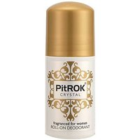 Pitrok Crystal Roll-On Deodorant for Women 50ml
