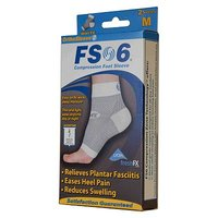FS6 Compression Foot Sleeve S/M (sizes 4-8)