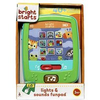 Kids II Lights & Sounds FunPad Musical Toy