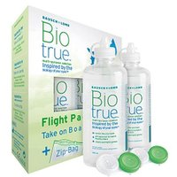 Bausch & Lomb Biotrue Flight Pack 60ml - 2s