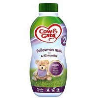 Cow & Gate 2 Follow-On Milk from Six Months 1 Litre