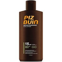 Piz Buin in Sun Moisturising Sun Lotion SPF 15 Medium 200ml