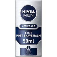 NIVEA MEN Active Age Shave Balm 75ml