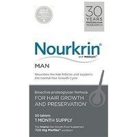 Nourkrin Man 1 month supply (60 tablets)
