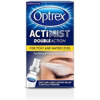 Optrex Actimist 2in1 Itchy & Watery Eyes Eyes Spray - 10ml