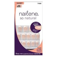 Nailene So Natural Nails Short Beige