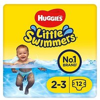 Huggies Little Swimmers Size 2-3 (3kg-8kg) - 12 Pants
