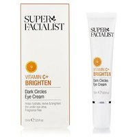 Superfacialist Vitamin C+ Dark Circles Eye Cream 15ml