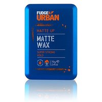 Fudge Urban Matte Wax 70ml