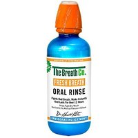 The Breath Co. Fresh Breath Oral Rinse Icy Mint 500ml