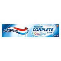 Aquafresh Complete Care toothpaste 100ml