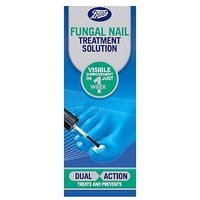 Boots Advanced Footcare Fungal Nail Treatment Solution 4ml