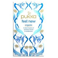 Pukka Organic Detox 20 Herbal Tea Sachets 40g
