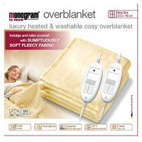 Monogram by Beurer Overblanket King/Dual