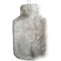 Boots Keep Cosy Hot Water Bottle - Chocolate Fur