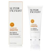 Super Facialist Vitamin C+ Skin Defence Daily Moisturiser 75ml
