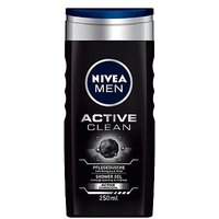 NIVEA MEN Active Clean Shower Gel 250ml