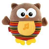 Fisher Price Sooth and Glow Owl - Brown