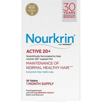 Nourkrin Active 20+ Hair Maintenance