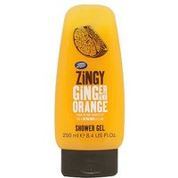 Boots Zingy Ginger and Orange Shower Gel 250ml