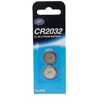 CR2032 3V Lithium Boots Battery x2
