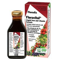 Floravital Liquid Iron Formula - 250 ml