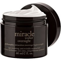 Philosophy miracle worker overnight age-resetting, anti-wrinkle moisturiser 60ml