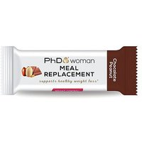 PhD Woman Meal Replacement Chocolate Peanut Flavour Bar - 60g