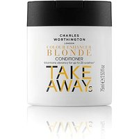 Charles Worthington Colour Enhancer Blonde Conditioner 75ml