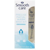 Boots Smooth Care Facial Wax Kit for Sensitive Skin 15ml