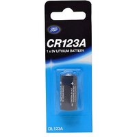 Boots CR123A Lithium Battery x1
