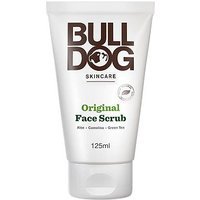 Bulldog Skincare for Men Original Face Scrub 125ml