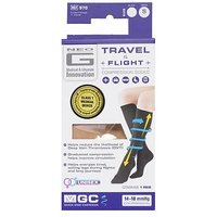 Neo G Travel and Flight Compression Socks Small Beige