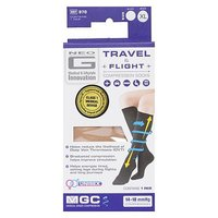 Neo G Travel and Flight Compression Socks Extra Large Beige