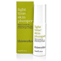 this works light time skin plumper