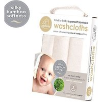 Cuddledry Supersoft Bamboo Washcloths