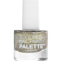 Palette London Gold Rush Textured Nail Paint 8ml