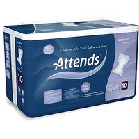 Attends Contours Regular 10 - 21 pads
