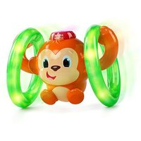 Bright Starts Roll N Glow Monkey
