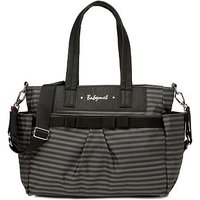 Babymel Cara Changing Bag - Stripe Grey