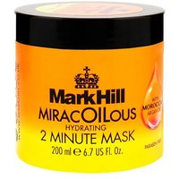 Mark Hill Miracoilicious 2 minute mask 200ml