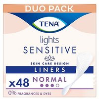 lights by TENA Liners Duo Pack x48