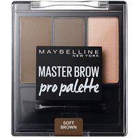 MNY MASTER BROW KIT Deep brown