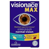 Vitabiotics Visionace Max - 56 Tablets
