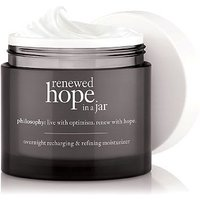 Philosophy renewed hope in a jar overnight recharging & refining moisturizer 60ml