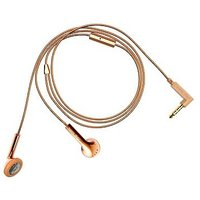 Happy Plugs Ear Phone Earbud - Rose Gold