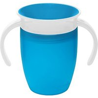 Munchkin 7oz Miracle 360 Trainer Cup Blue