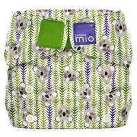 Bambino Mio Miosolo All-In-One Reusable Nappy - Koala