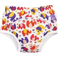 Bambino Mio Potty Training Pants - Pink Elephant 2-3 Years